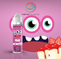 E-liquide Pink Monster 60ml de Nova